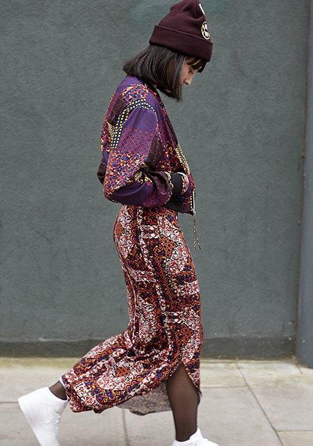 Модель: Лидия Грэм (Models1), стиль: Александра Карл, фото: Эрик Вольстрём    . Изображение № 10.