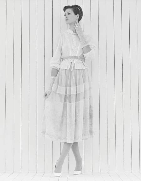 Новые лица: Афина Уилсон, модель. Изображение № 9.