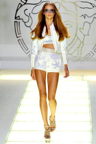 Milan Fashion Week: показ Versace SS 2012. Изображение № 13.