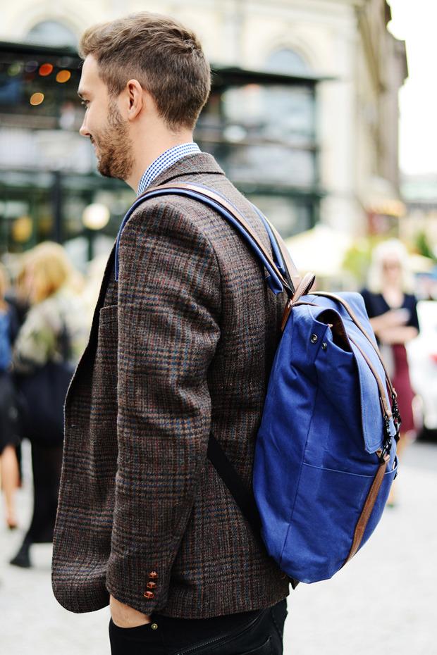 Парни в криперах и девушки в шортах на Неделе моды в Стокгольме . Изображение № 2.