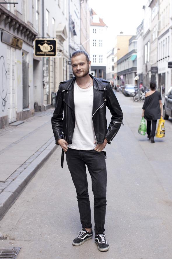 Татуированные парни, нордические девушки и другие жители Копенгагена. Изображение № 6.