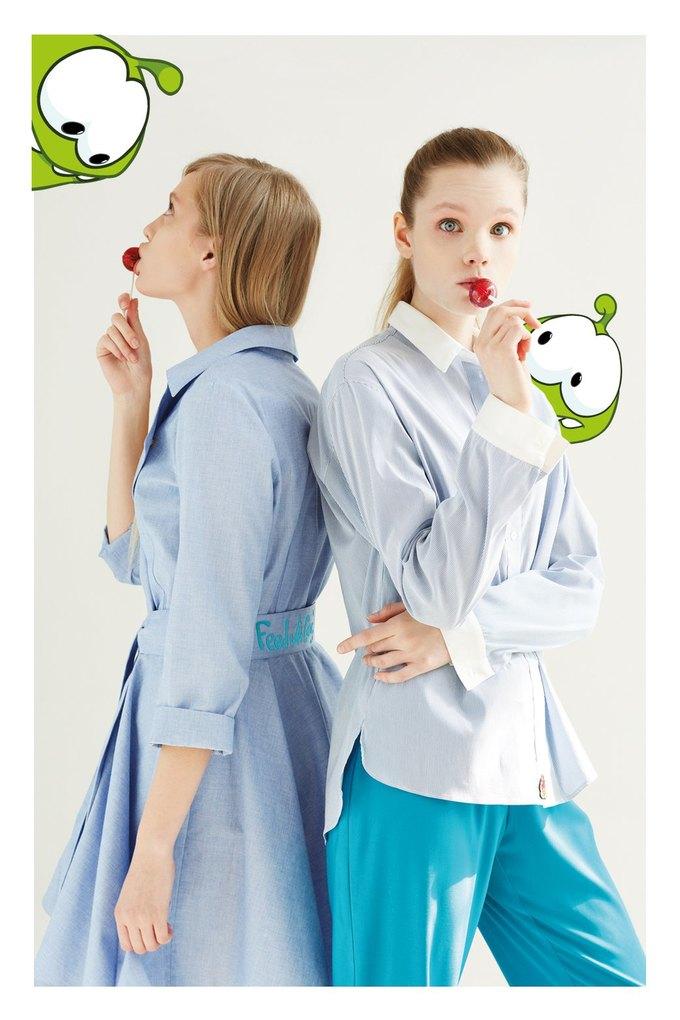 Trends Brands сделали совместную коллекцию с игрой Cut the Rope. Изображение № 6.