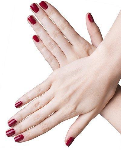 Да и нет:  Как делать ногти. Изображение № 1.