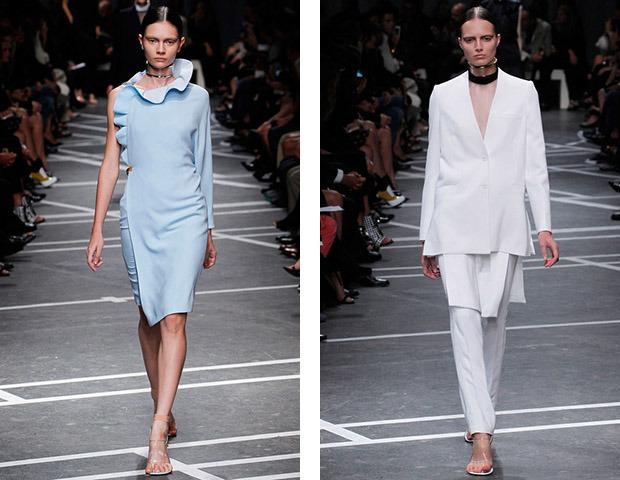 Парижская неделя моды: Показы Kenzo, Celine, Hermes, Givenchy, John Galliano. Изображение № 43.