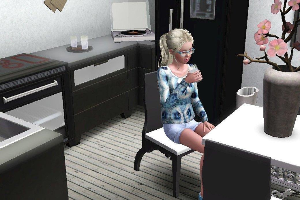 Как юные фанатки The Sims представляют себе взрослую жизнь. Изображение № 19.