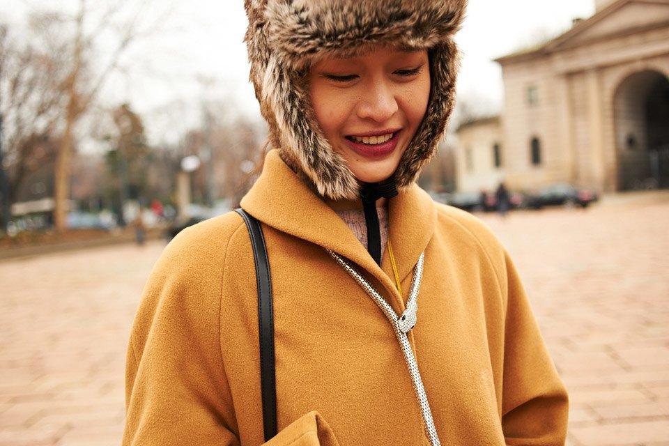 Стритстайл: Неделя моды в Милане,  часть III. Изображение № 12.