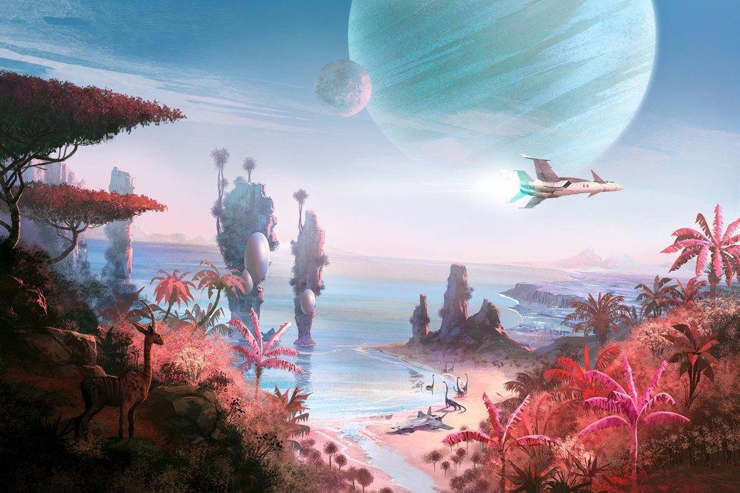 Другие миры: Зрелищные видеоигры для тех, кто никуда не едет. Изображение № 4.