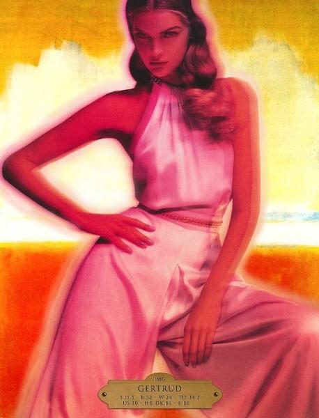 Композитки пяти модельных агентств к Нью-Йоркской неделе моды. Изображение № 65.