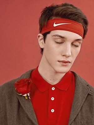 В красном цвете:  Яркие образы для  Нового года и не только. Изображение № 14.