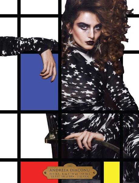 Композитки пяти модельных агентств к Нью-Йоркской неделе моды. Изображение № 72.