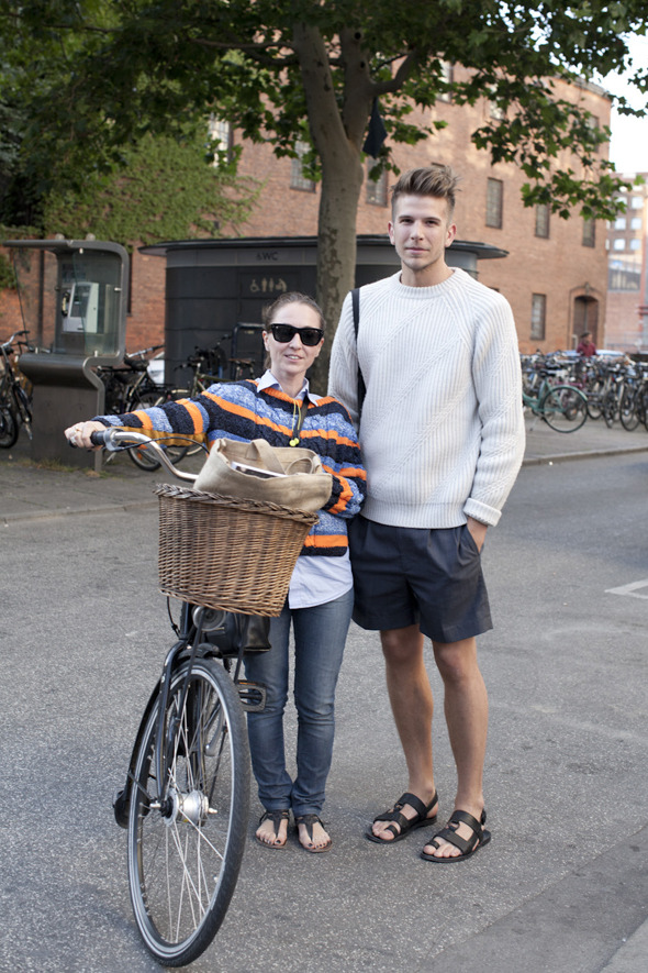 Татуированные парни, нордические девушки и другие жители Копенгагена. Изображение № 62.