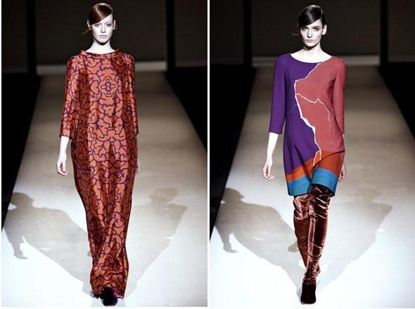 Изображение 3. Показы на Milan Fashion Week FW 2011: день 1.. Изображение № 6.