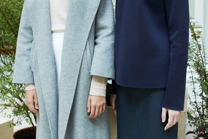 Объемные пальто и клетка в осеннем лукбуке Zara. Изображение № 15.