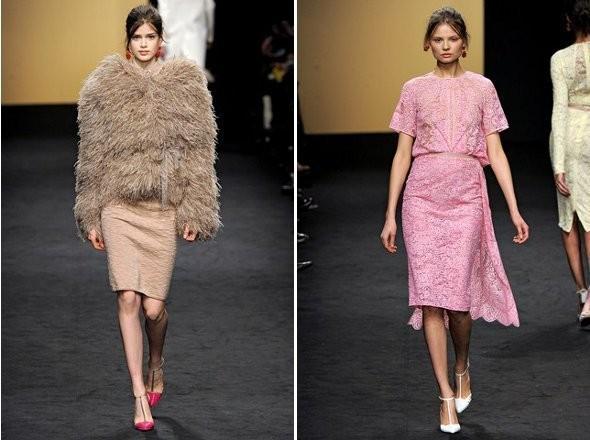 Изображение 7. Показы на Milan Fashion Week FW 2011: день 1.. Изображение № 8.