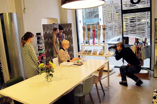 Дневник стилиста: Тесс Йопп о старушках, девочке-капкейк и облитой Джорджии Мэй Джаггер. Изображение № 50.