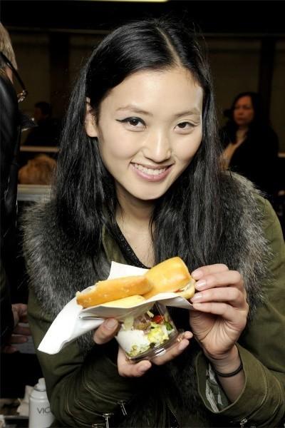 Новые лица: Лина Чжан, модель. Изображение № 35.