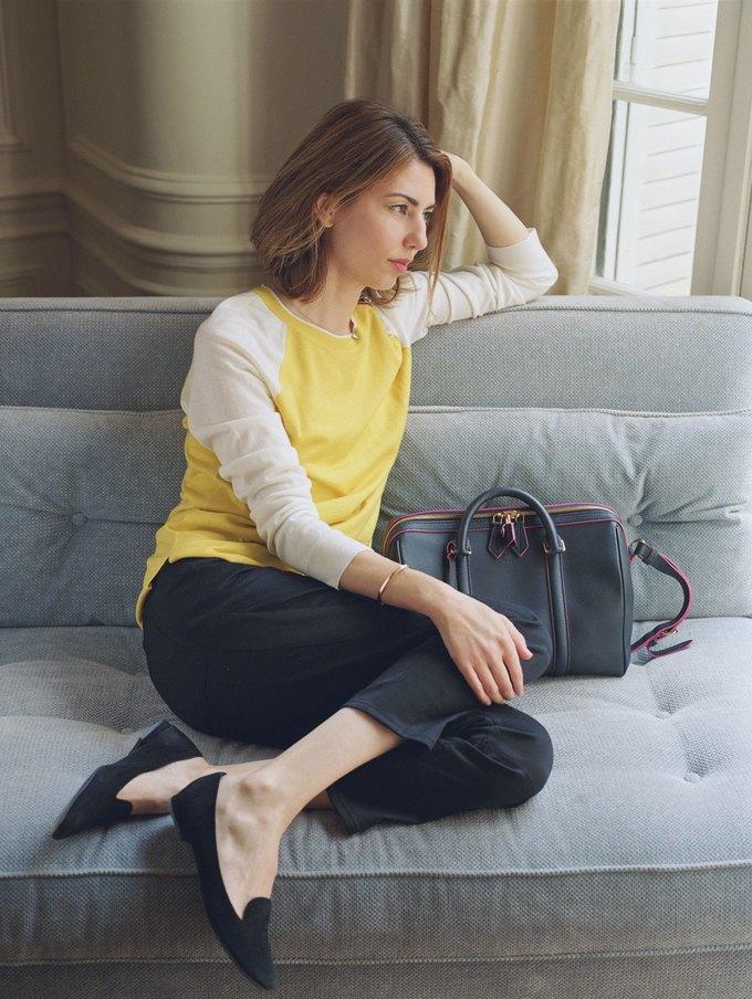 София Коппола создала еще одну сумку с Louis Vuitton . Изображение № 1.