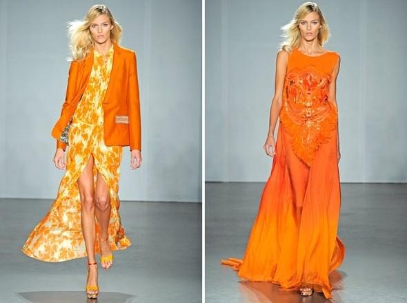 Показы на London Fashion Week SS 2012: День 3. Изображение № 22.