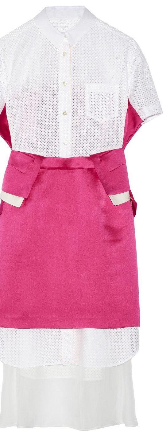 Платья-рубашки  в весенне-летних коллекциях. Изображение № 9.