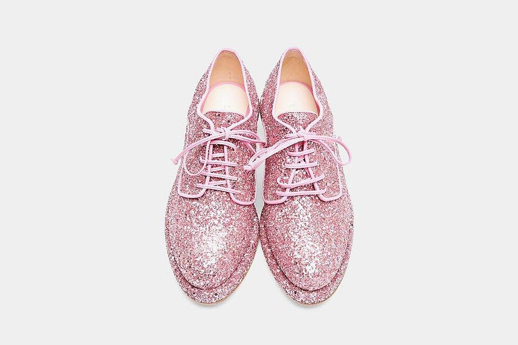Сверкающие ботинки Simone Rocha. Изображение № 1.