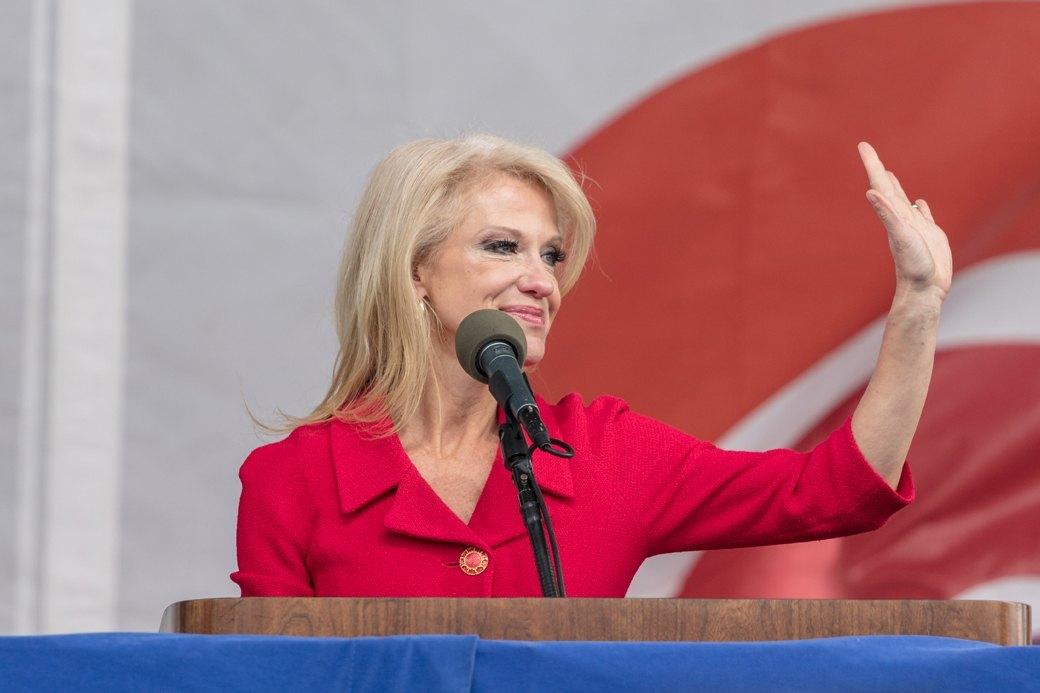 Просто Gucci: Кто она — советница американского президента . Изображение № 1.