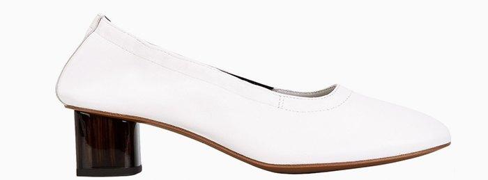 Туфли на низком каблуке: От простых до роскошных . Изображение № 4.