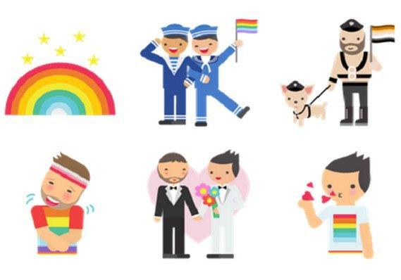 Роскомнадзор  заподозрил смайлики  в «гей-пропаганде». Изображение № 1.
