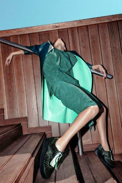 Марка AFOUR и магазин Nevalenki сделали ботинки с яичницей. Изображение № 7.