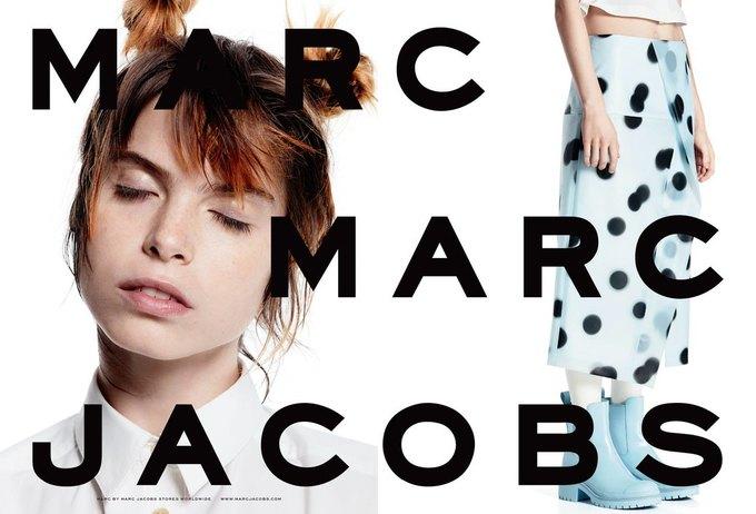 Marc by Marc Jacobs опять нашли моделей в соцсетях. Изображение № 11.
