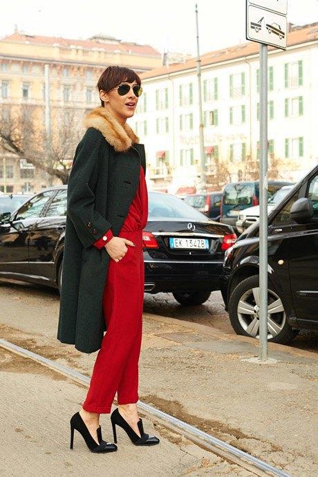 Стритстайл:  Неделя моды в Милане,  часть I. Изображение № 33.