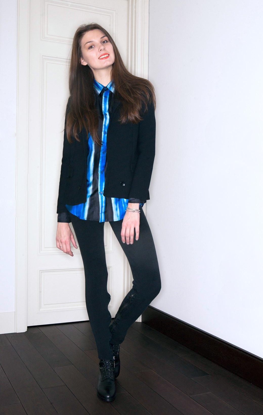 Дарья Самкович,  дизайнер марки I AM. Изображение № 5.