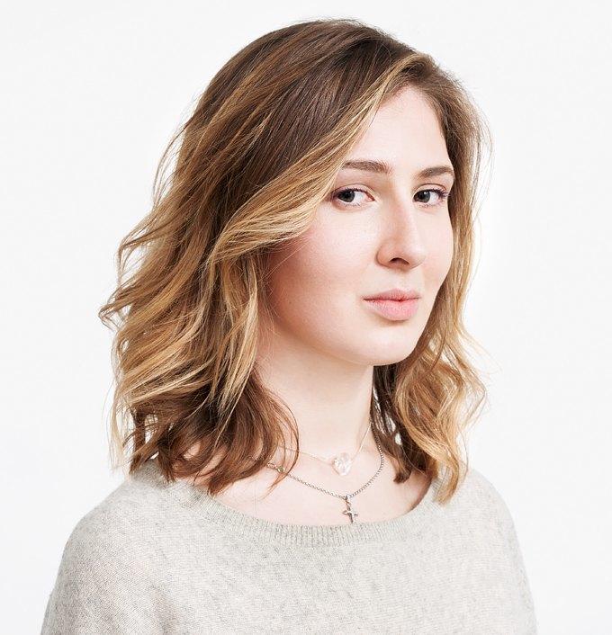 Актриса Полина Милушкова о косметике и принятии себя. Изображение № 1.