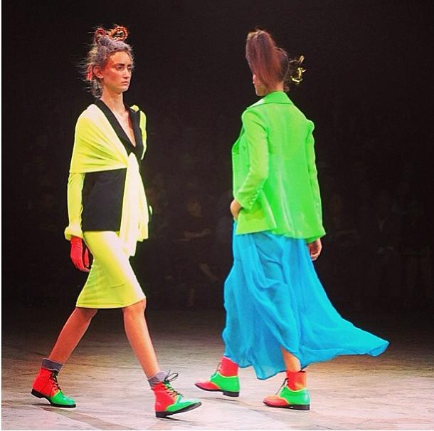 Главные показы  четвертого дня  Paris Fashion Week. Изображение № 10.