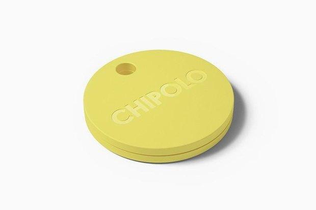 Гаджет Chipolo, помогающий найти ключи или кошелёк. Изображение № 8.