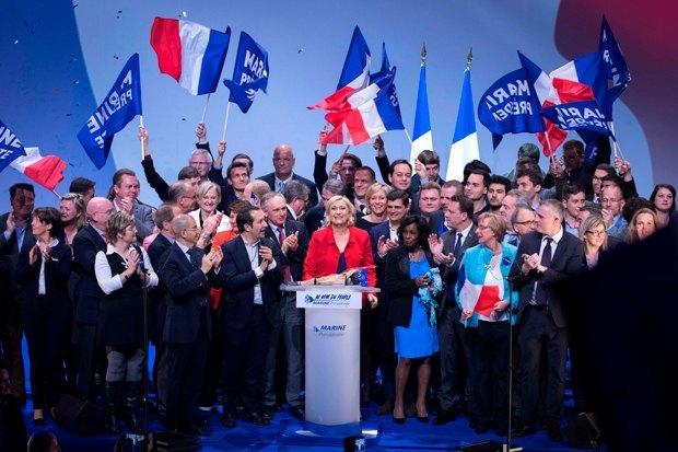 Почему победа Марин Ле Пен станет поражением феминизма. Изображение № 3.