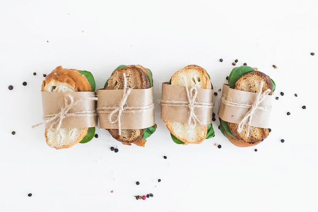 10 рецептов сэндвичей  с собой. Изображение № 2.