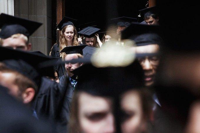 Почему выпускницы Лиги  плюща выбирают семью. Изображение № 2.