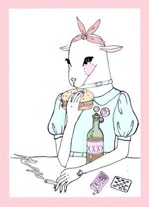 Новое имя: Космический поп-гранж из Петербурга angelic milk. Изображение № 3.