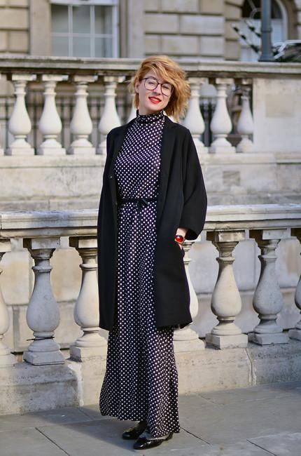 London Fashion Week: Уличный стиль, часть 1. Изображение № 2.