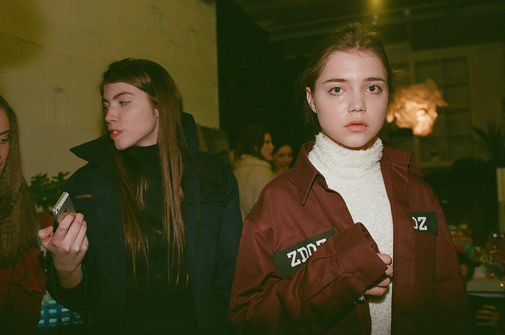 Презентация новой коллекции ZDDZ London в Москве. Изображение № 12.