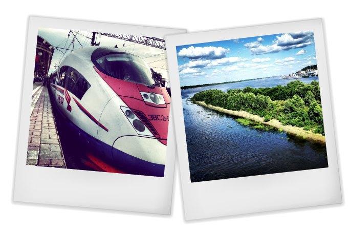 Москва — Владивосток  на поезде за 27 дней. Изображение № 6.