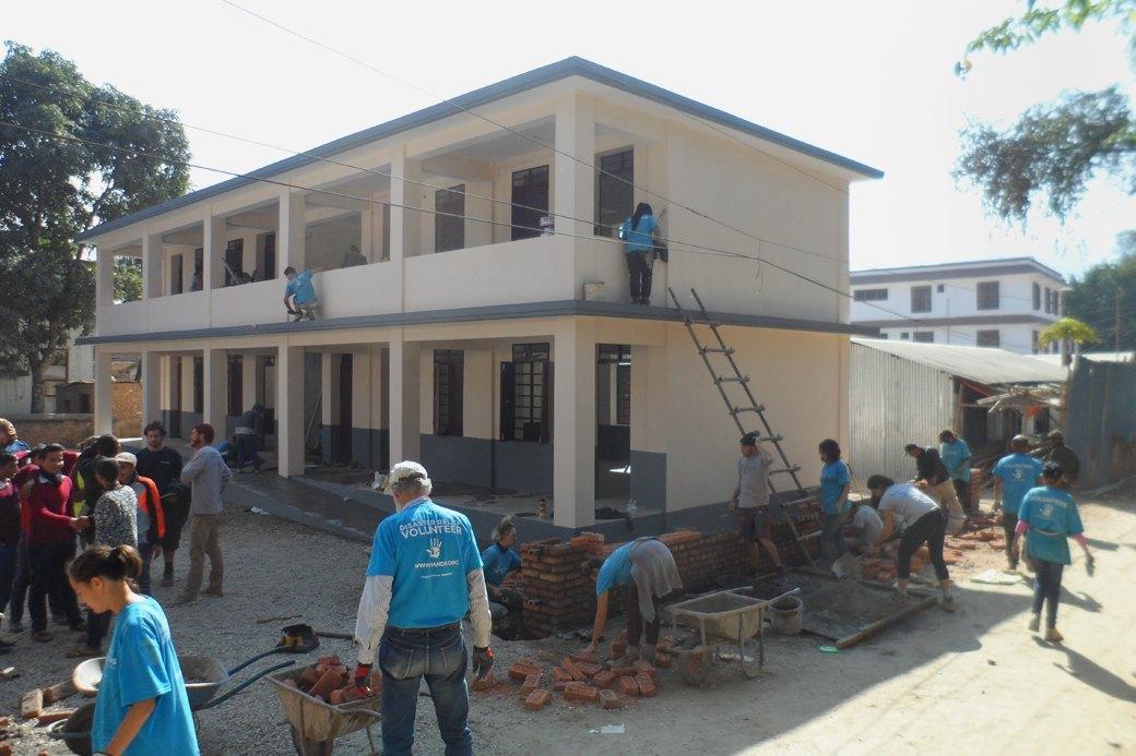 Как я строила школу в Непале после землетрясения. Изображение № 1.