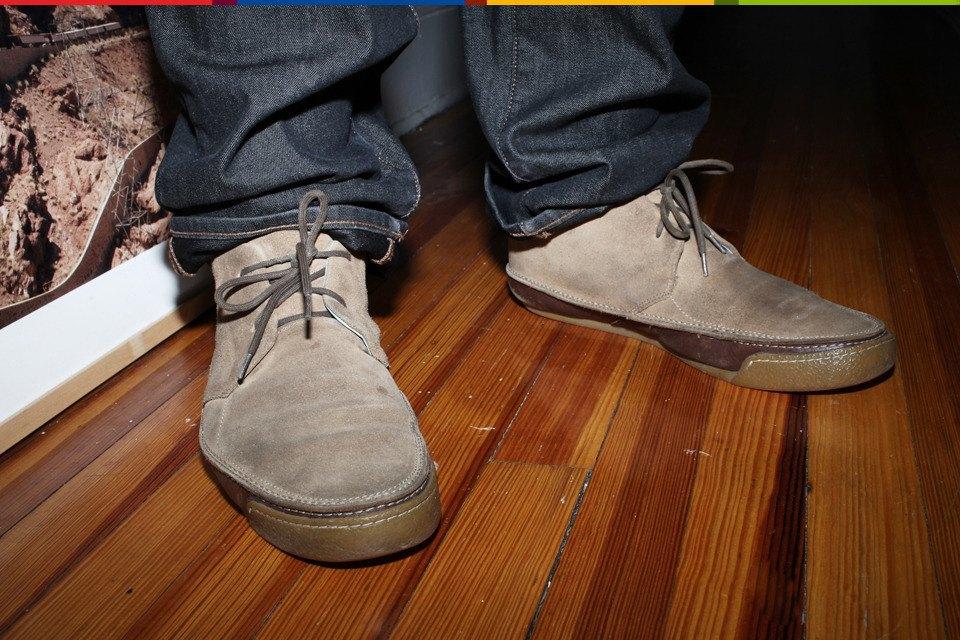 Сникерхед из Нью-Йорка: Крис Грейвс о своей коллекции кроссовок. Изображение № 5.