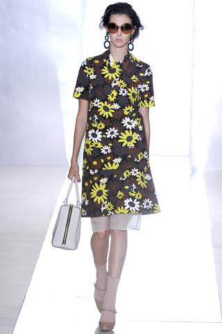 Milan Fashion Week: Показ Marni SS 2012. Изображение № 11.