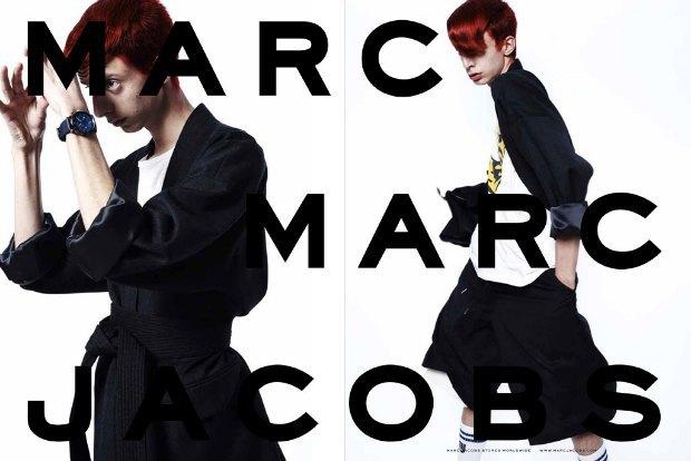 Marc by Marc Jacobs нашли лица новой кампании  в соцсетях. Изображение № 2.