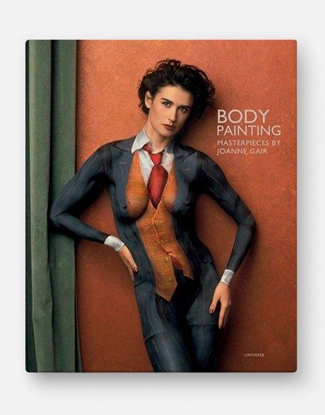 10 красочных альбомов  и книг о боди-арте. Изображение № 6.