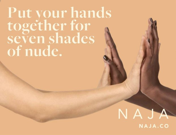 В рекламной кампании нижнего белья Naja снялись реальные женщины. Изображение № 4.