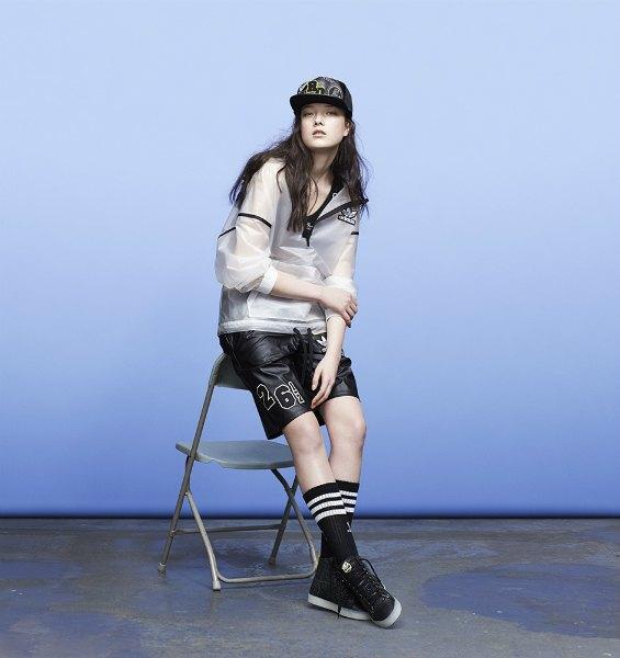 Опубликован лукбук коллекции Риты Оры для adidas Originals. Изображение № 1.