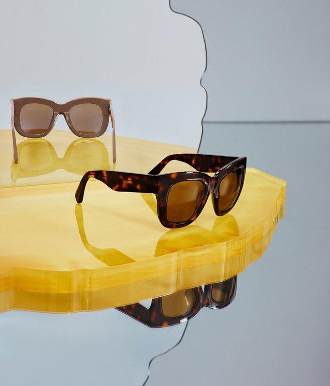 Acne представили коллекцию солнцезащитных очков. Изображение № 3.