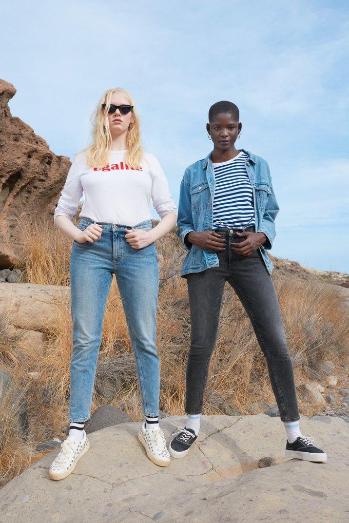 Сила денима: Monki показали лукбук новой коллекции «Just Jeans» . Изображение № 11.